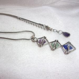 Jewelry - Semi Precious gemstone necklace